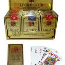 Bridge playing cards 'Lucky Club' (72)